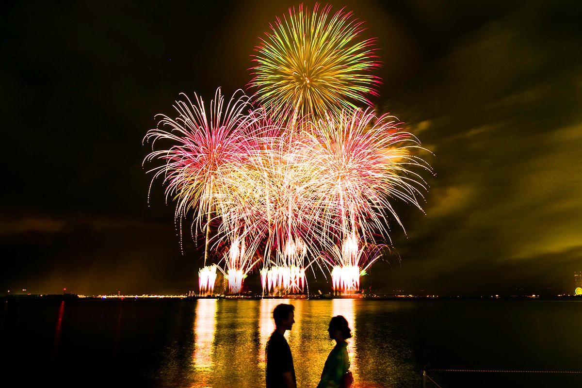 Sensyu Yume Hanabi: The Most Beautiful Firework Show in Japan!
