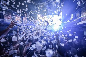 Club Cheval: One of the Classiest and Lit Osaka Club