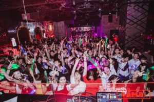 Bambi: Osaka's Hottest Nightclub for Japanese Youth and Pop Culture