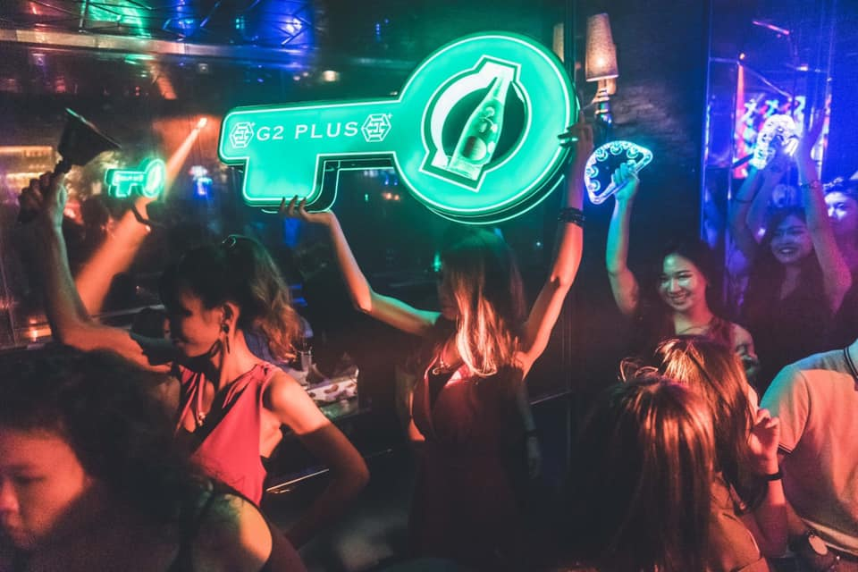 G2 Plus: The Classiest Late Night Club in Osaka