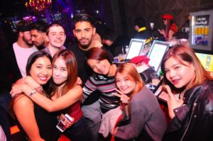 G3: the Best Osaka Nightclub for International Tourists
